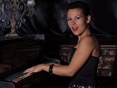 Ксения Лебедева – преподаватель по эстрадно-джазовому вокалу