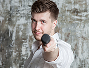 Алексей Поляков – преподаватель по эстрадно-джазовому и рок-вокалу