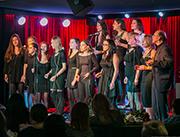 Фотоотчет с новогоднего концерта (21.12.2014)