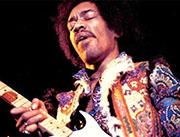 Песни и стиль Джимми Хендрикса (Jimi Hendrix)