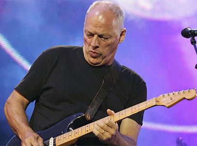 Дэвид Гилмор — легендарный гитарист и вокалист Pink Floyd