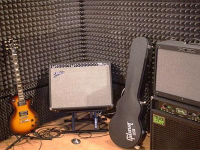Как произвести акустическую отделку помещения