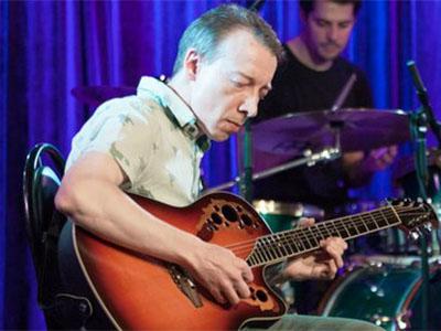 Сергей Митяев – преподаватель игры на акустической и электрогитаре
