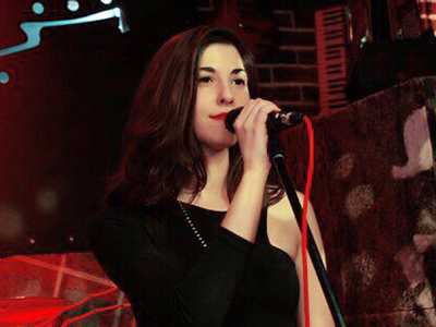 Олеся Василенко  – преподаватель по эстрадно-джазовому вокалу