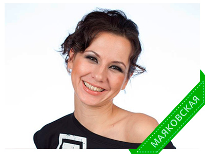 Анна Морозова – преподаватель по актерскому мастерству и вокалу