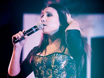 Алена Авдеева – преподаватель по эстрадно-джазовому вокалу
