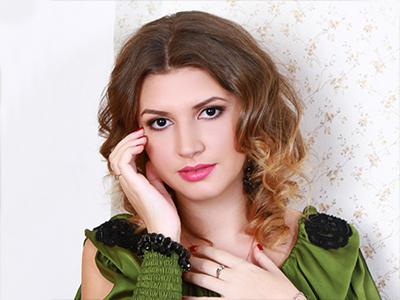 Екатерина Ганзен – преподаватель по эстрадно-джазовому вокалу