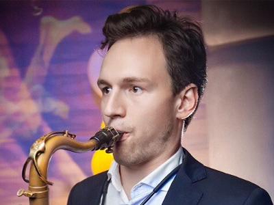 Алексей Минеев  – преподаватель по саксофону