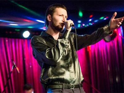 Максим Сапрыгин – преподаватель по эстрадно-джазовому вокалу