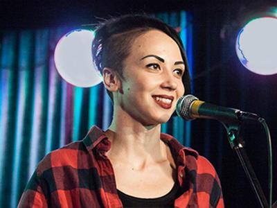 Наталья Ермолаева – преподаватель эстрадно-джазового вокала