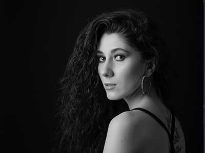 Аурика Мгои – преподаватель по эстрадно-джазовому вокалу