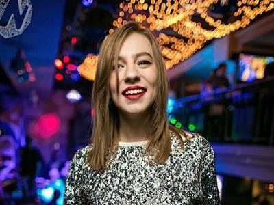 Арина Хомченко – преподаватель по эстрадно-джазовому вокалу